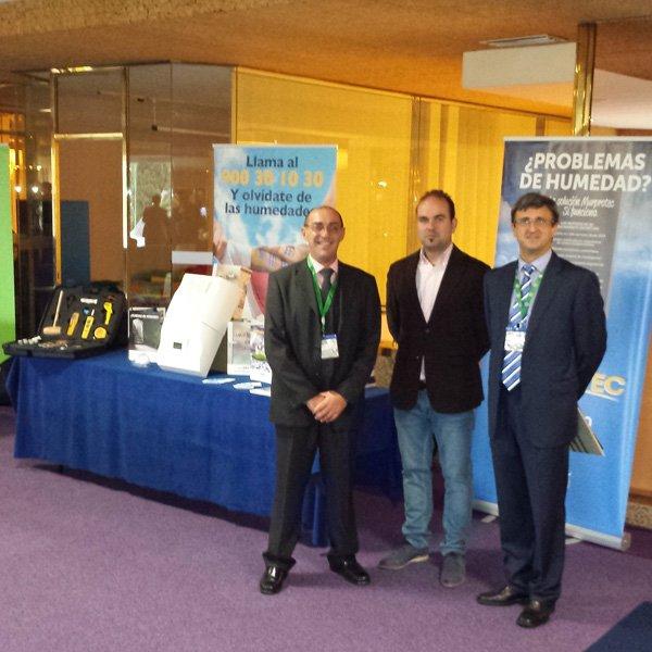 Murprotec participa en las I Jornadas de Trabajo del Colegio Territorial de Administradores de Fincas de Toledo