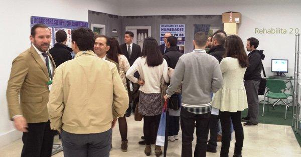 La Agencia de Vivienda y Rehabilitación de Andalucía muestra su preocupación por la humedad estructural